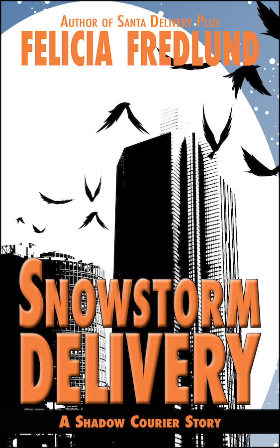 Snowstorm Delivery Cover